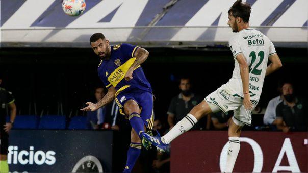 Boca Juniors empató 1-1 con Sarmiento por la Copa de la Liga Profesional  2021