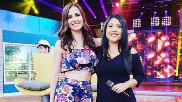 """Las conductoras Tula Rodríguez y Maju Mantilla, del programa """"En boca de todas"""" dieron positivo a la COVID-19, según informó ProTV."""