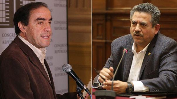 Yonhy Lescano se refirió al rol de Manuel Merino en el Congreso.