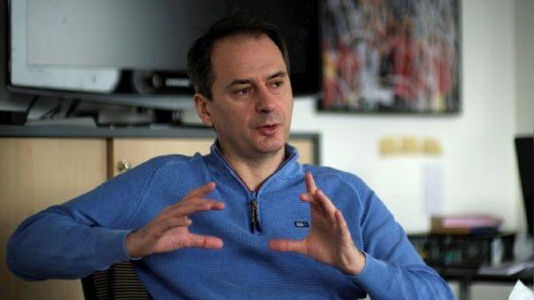 Christo Grozev, el investigador de la plataforma Bellingcat que desveló la supuesta implicación de la inteligencia rusa en el envenenamiento del opositor Alexéi Navalny