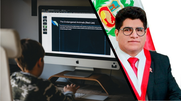 El congresista Luis Carlos Simeón Hurtado - Acción Popular - ha presentado un proyecto de ley para limitar el acceso de menores a redes sociales