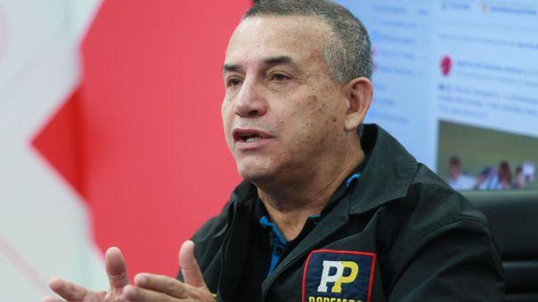 Elecciones 2021: Daniel Urresti