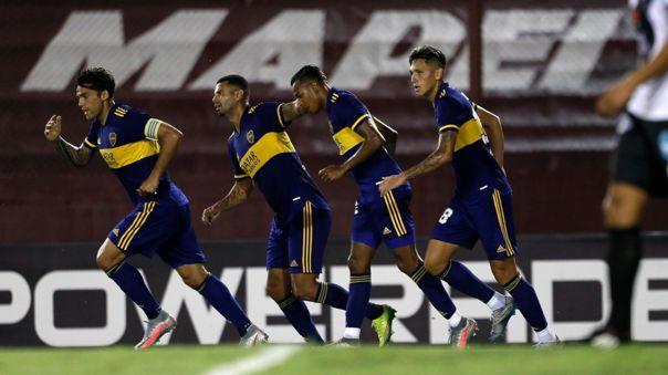 Boca Juniors venció 2-1 a Claypole  y ya está en los 16avos de la Copa Argentina