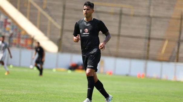 Enzo Gutiérrez fichó por Universitario por todo el 2021