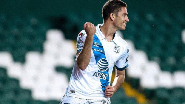 Ormeño tiene 12 goles en la temporada 2020-21 de la Liga MX