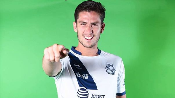 Santiago Ormeño tiene 12 goles en la Liga MX 2020-21