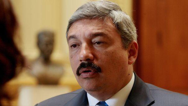 Alberto Beingolea, candidato presidencial del PPC.
