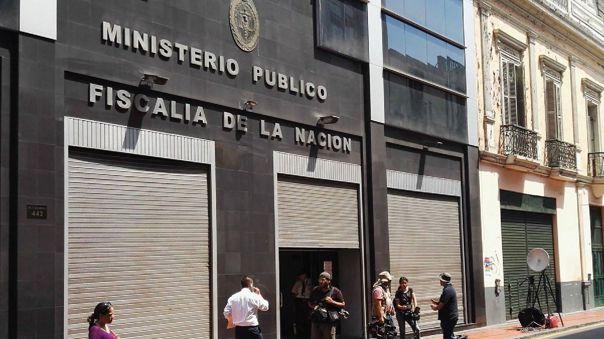 Fiscal de la Nación nombró a nuevos fiscales en caso 'Cuellos Blancos del Puerto'.
