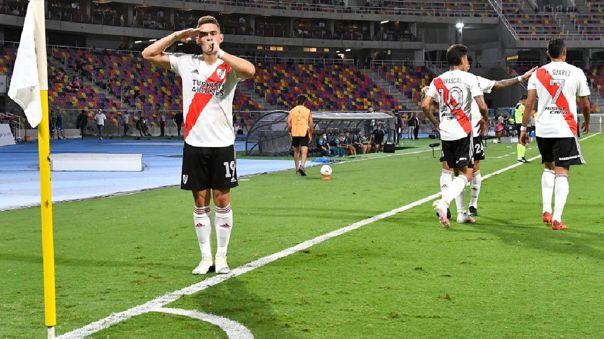 River Plate y Racing Club se enfrentan por la Supercopa Argentina