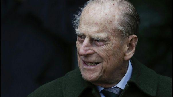 El esposo de la reina Isabel II fue operado del corazón tras sentirse indispuesto en Windsor.