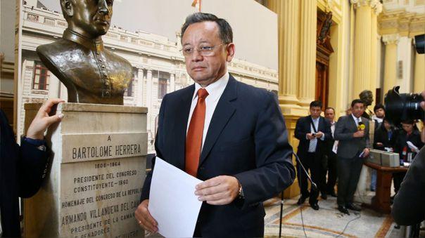 Edgar Alarcón fue denunciado por presunto enriquecimiento ilícito.