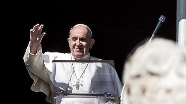 El papa Francisco hace su recorrido en Irak.