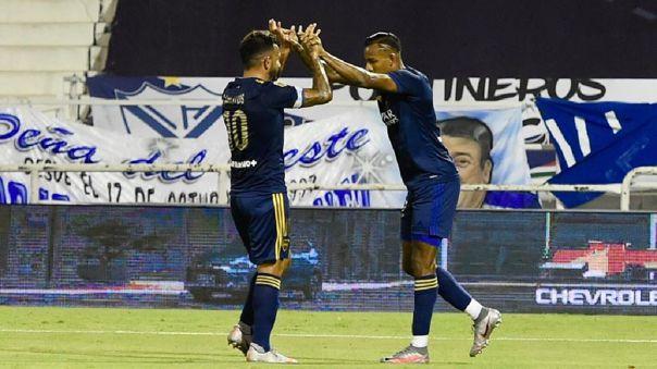 Boca Juniors 7-1 Vélez Sarsfield