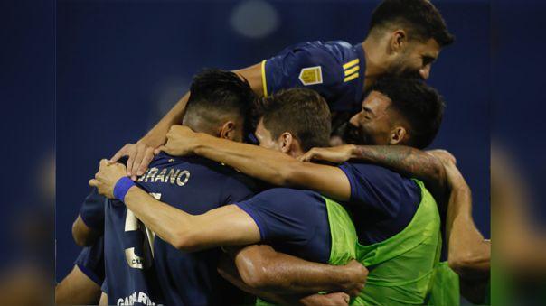 Boca Juniors goleó 7-1 a Vélez Sarsfield