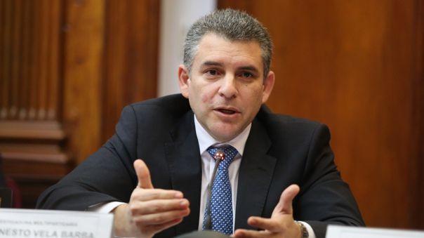 Rafael Vela Barba, coordinador del Equipo Especial Lava Jato.