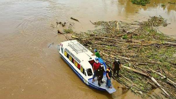 Loreto: Hallan cuerpos de víctimas del naufragio de embarcación en el río Ucayali