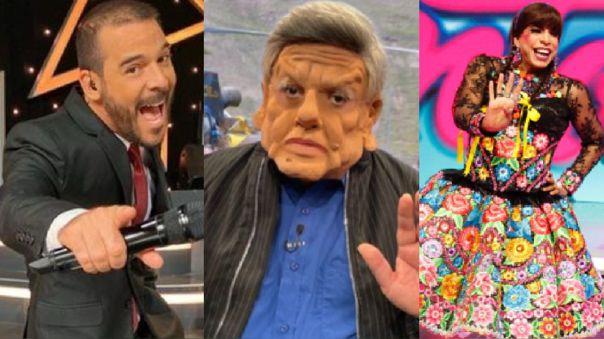 """""""Yo Soy"""" y """"JB en ATV"""" vs. """"El Reventonazo de la Chola"""": ¿Qué programa lideró el ráting el sábado 13?"""