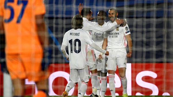 Real Madrid enfrenta a Atalanta por octavos de la Champions League