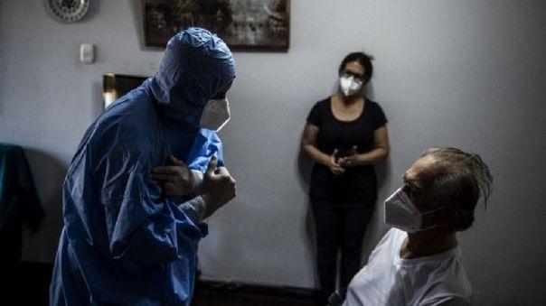PERU-HEALTH-VIRUS-VACCINE