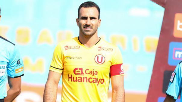 José Carvallo es el capitán de Universitario