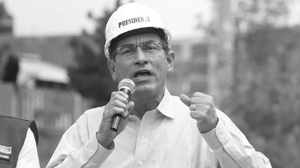 Martín Vizcarra habría recibido sobornos cuando fue gobernador regional de Moquegua.