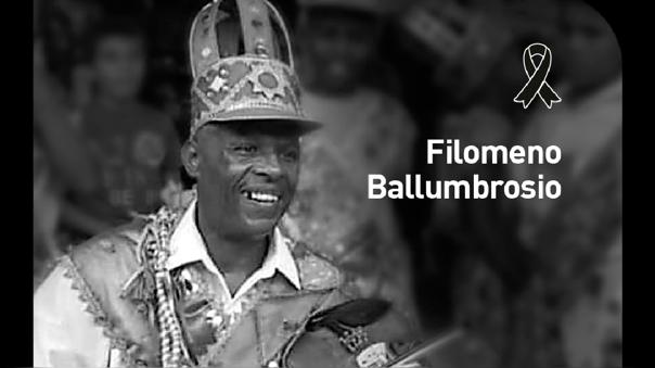 La música está de luto. El reconocido percusionista Filomeno Ballumbrosio Guadalupe falleció a los 59 años.