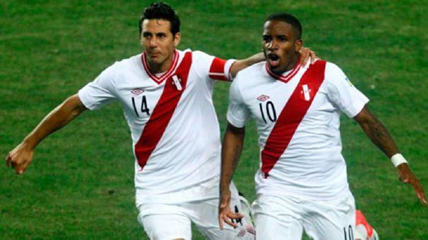 Farfán y Pizarro fueron compañeros en la Selección Peruana