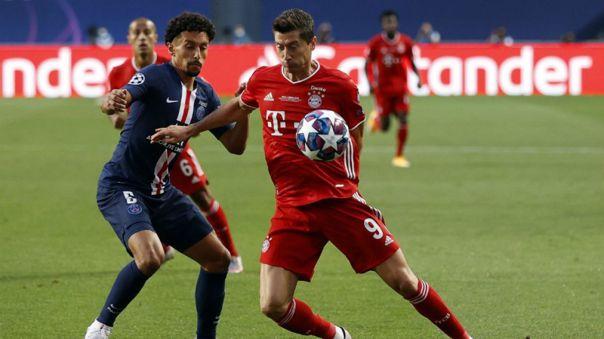 PSG y Bayern Munich se medirán en cuartos de final de la Champions League 2020-21