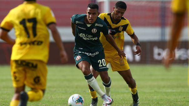 Universitario perdió ante Cantolao por la fecha 2 de la Liga 1 Betsson