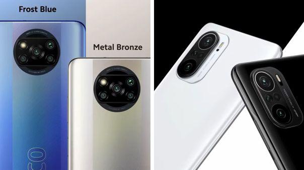 Los POCO X3 Pro y POCO F3 fueron presentados por Xiaomi.