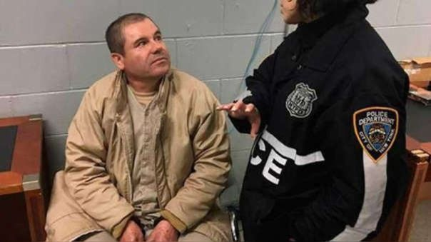 El Chapo Guzmán ha sido sentenciado a cadena perpetua.