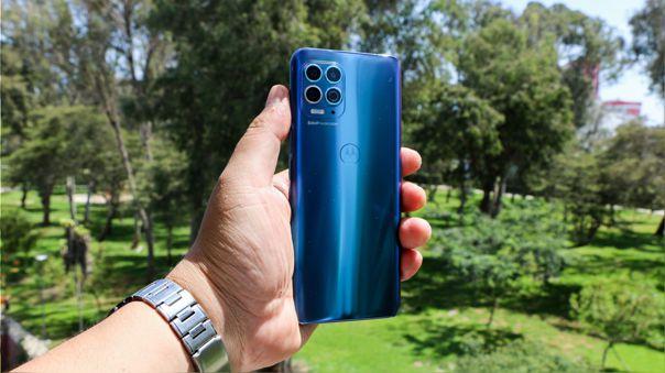 NIUSGEEK pudo probar al recientemente presentado Motorola Moto G100