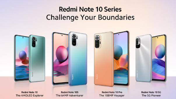 Xiaomi espera ganar terreno en Corea del Sur con el Redmi Note 10 y el Redmi Note 10 Pro.