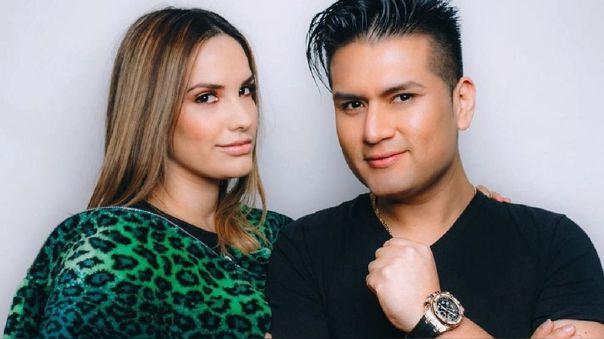 Cassandra Sánchez y Deyvis Orosco