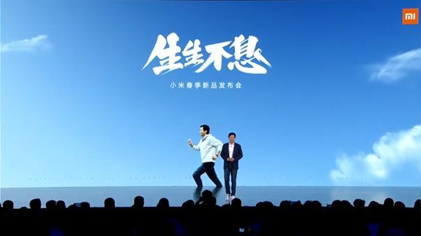 Xiaomi conectó su lanzamiento en China junto a un evento global.