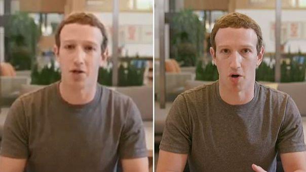 Ni Mark Zuckerberg se salvó de los deepfake.