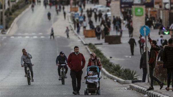 COVID-19 en Palestina