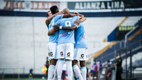 Sporting Cristal lidera el Grupo B de la Fase 1