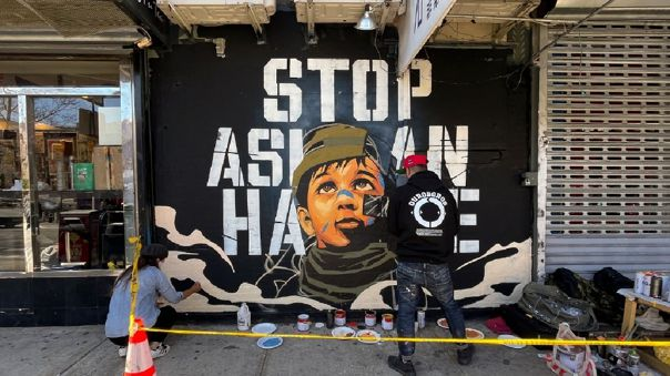 En las últimas semanas, se han registrado alrededor del país numerosas marchas para denunciar estos episodios y para mostrar solidaridad con las minorías asiáticas.