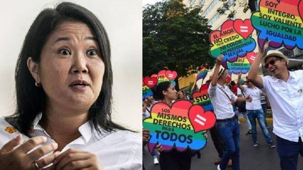 Keiko Fujimori dice tener