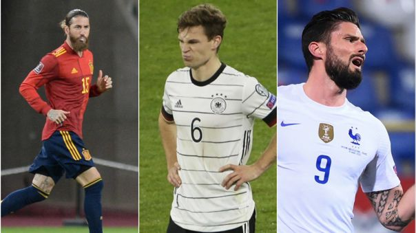 Eliminatorias Qatar 2022 de Europa: resultados de la tercera fecha