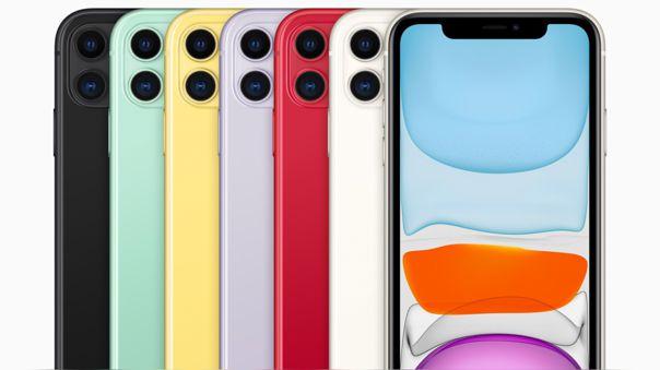 Los iPhone 11 tienen algunos problemas con la batería.