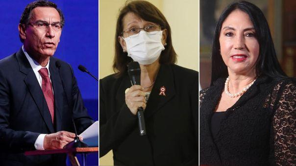 Comisión del Congreso recomendó la inhabilitación política de los tres exfuncionarios.