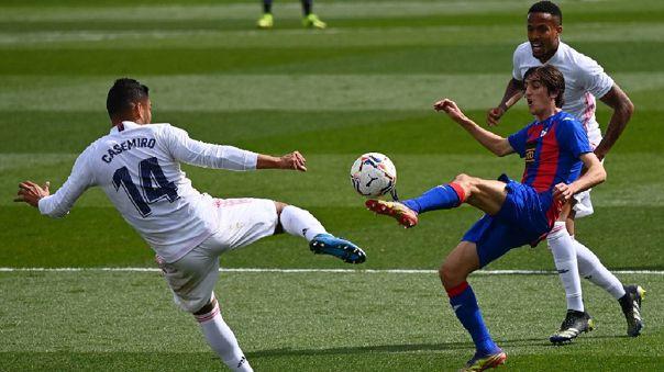Real Madrid vs. Eibar por la fecha 29 de LaLiga