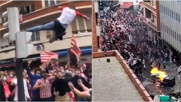Desmanes previos a la final de la Copa del Rey 2020