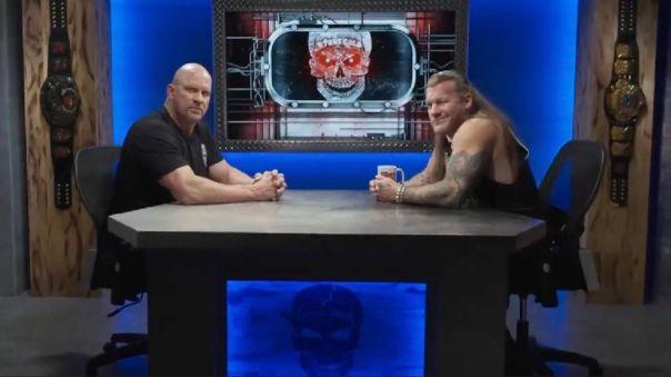 Stone Cold y Chris Jericho