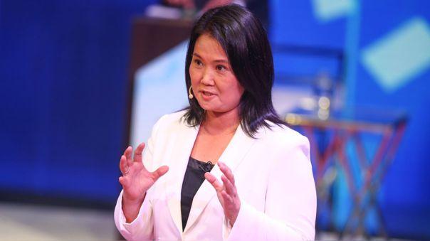 Keiko Fujimori mencionó además que promoverá la minería en un eventual gobierno.