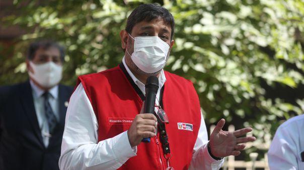 Ministro Ricardo Cuenca