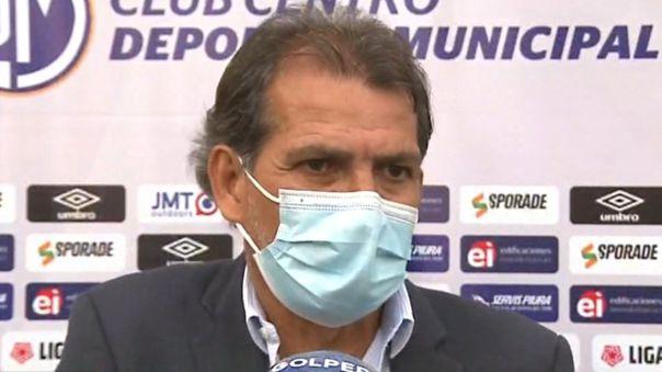 Franco Navarro habló de Joel Alarcón en el Alianza Lima vs. Municipal.