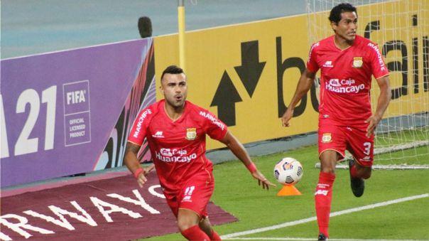 Sport Huancayo continúa en carrera en la Copa Sudamericana 2021.